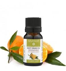 Ulei esenţial de portocală dulce Mayam 10ml