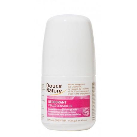 Roll on bio - deodorant natural piele sensibila