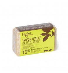 Sapun de Alep Najel 12% ulei de dafin-100g