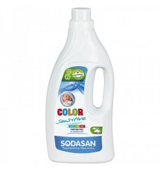 DETERGENT BIO LICHID RUFE COLOR SENSITIVE HIPOALERGEN - 1.5L SODASAN