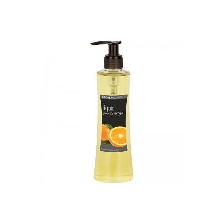 Săpun lichid si gel de dus din uleiuri bio -portocala condimentata 250 ml