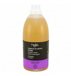 Detergent lichid cu sapun de ALEP cu aroma de iasomie 2L