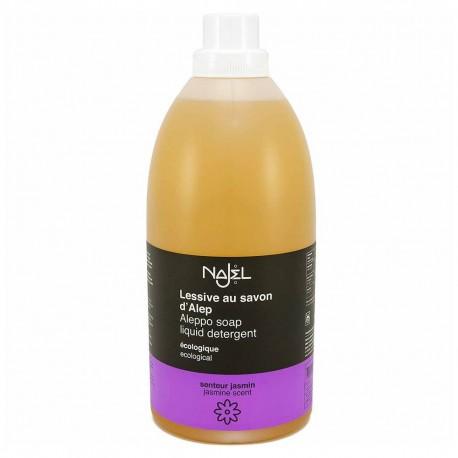 Detergent lichid cu sapun de ALEP cu aroma de iasomie