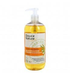 Sampon&Gel de dus cu sapun de Marsilia si flori de portocal 500ml