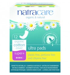 Absorbante super plus (4 picături), Natracare
