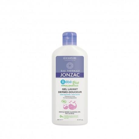 Gel de curatare delicat pentru bebelusi 250 ml