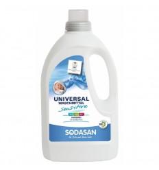 Detergent Bio Lichid Rufe Universal Sensitiv Hipoalergen 1,5 L