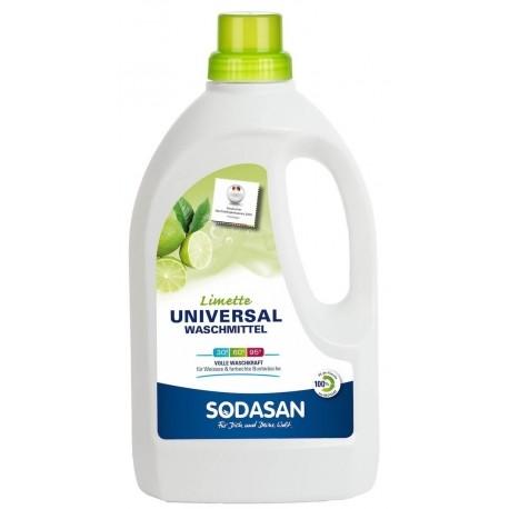 Detergent Bio Lichid Rufe Universal Lime 1,5 L