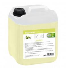 Săpun lichid si gel de dus bio Bio Sensitiv - 5l Sodasan