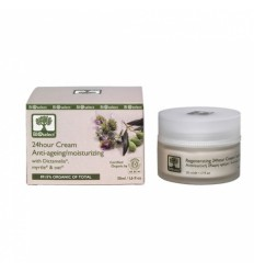 Crema Bio Regeneratoare 24 Ore, Antiimbatranire Si Hidratanta 50 Ml BIOselect