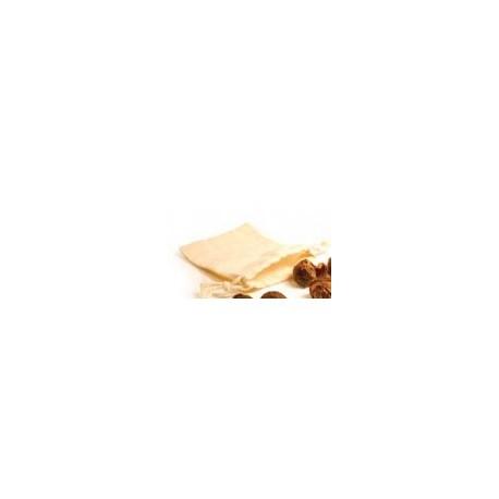 Săculeț din bumbac cu şiret