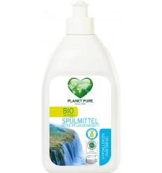 Detergent Bio de vase din nuci de săpun Hipoalergenic 500ml