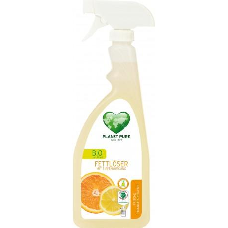 Solutie Bio degresanta cu portocale si lamaie – spray