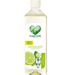 Soluţie Bio anticalcar şi detartrant cu lime și mentă 510 ml