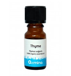 Ulei esential de cimbru (thymus serpyllum) bio 10ml Armina