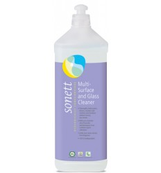 Detergent ecologic pt. sticla si alte suprafete 1L Sonett