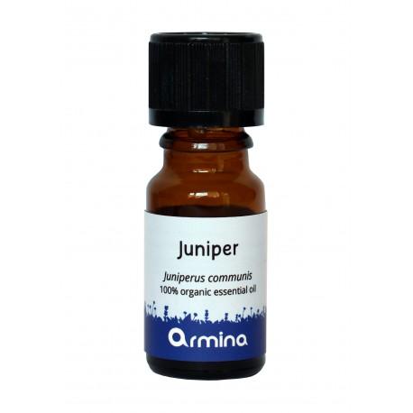 Ulei esential de ienupar (juniperus communis) bio 10ml ARMINA