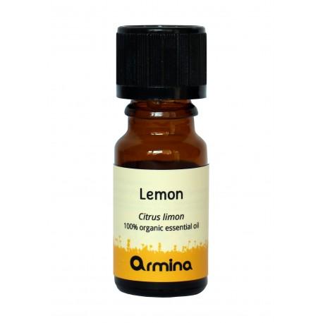 Ulei esential de lamaie (citrus limon) bio 10ml ARMINA