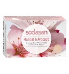 Sapun Bio Migdale si avocado100gr