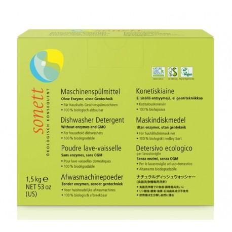 Tablete pentru maşina de spălat vase, ecologice