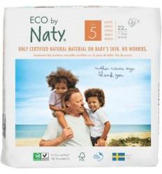 Scutece ECO Naty, Nr. 5, 11-26 kg, 23 buc