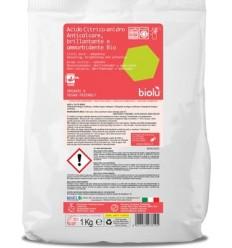 Acid citric ecologic pentru rufe 1kg - Biolu